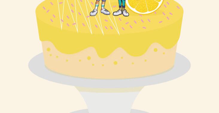 hr. klogemand citronmåne opskrift for børn